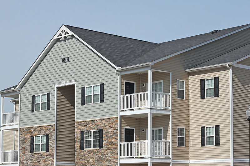 Birchfield Fine Apartment Homes Exterior Details