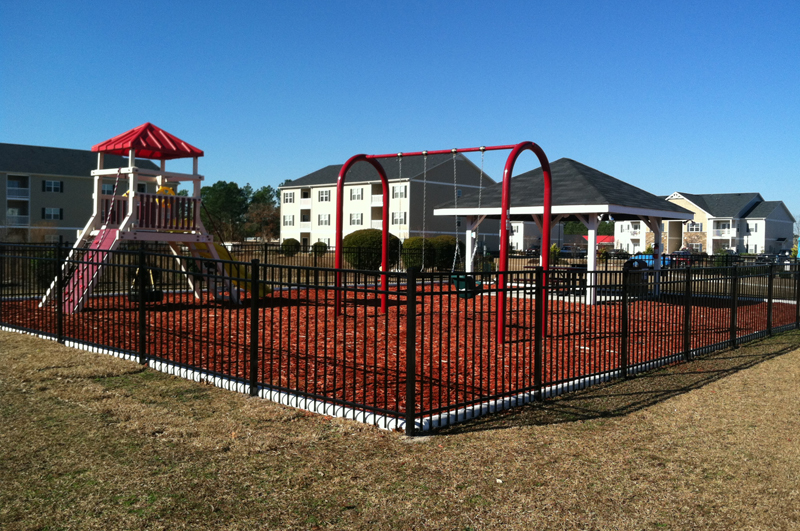 playground area for your family
